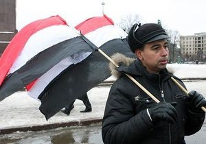 Харьковский студент вышел поддержать акции протеста в Египте