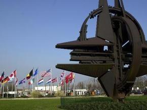 Полиция задержала 150 агрессивных пацифистов у штаб-квартиры НАТО в Брюсселе