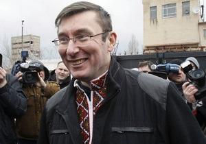 Луценко: Я имею право баллотироваться на пост президента, но не имею такого намерения