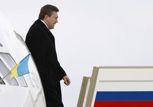 Янукович ликвидировал стратегическую группу по украино-российским отношениям