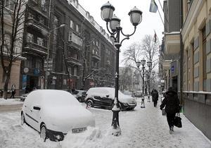 Киевские школы из-за сильных морозов могут закрыть