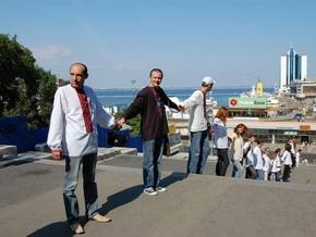 В Одессе передумали одевать Дюка в вышиванку