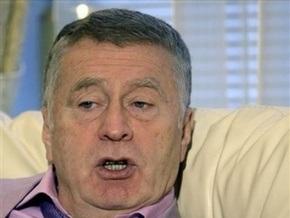 Жириновский: Хуже, чем при Ющенко, уже не будет