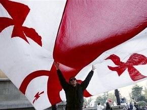 Грузинская оппозиция намерена митинговать на протяжении недели