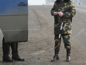Ужгородские таможенники конфисковали у эстонца микроавтобус с двойным дном