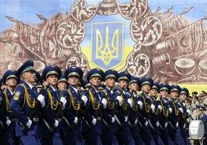 Опрос: 67% украинцев не верят в способность армии защитить Украину