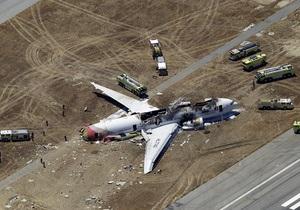 Жесткая посадка Boeing-777 в Сан-Франциско: 130 человек пострадали, двое погибли