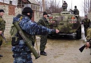 Несколько групп боевиков атаковали Нальчик