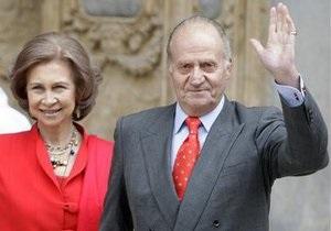Король Испании извинился за сафари во время кризиса