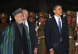 Отзыв советников НАТО: США продолжат сотрудничество с Афганистаном