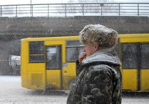 АМКУ выступает против повышения стоимости проезда в киевских маршрутках