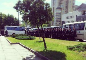 новости Киева - сексменьшинства - В Киеве возле киностудии Довженко начинается Марш равенства представителей сексменьшинств