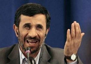 Ахмадинежад: Санкции и угрозы лишь ускорят движение Ирана по пути прогресса