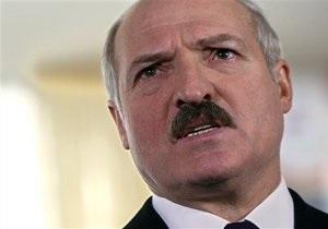 Лукашенко согласился продать Газпрому госпакет акций Белтрансгаза