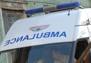 В Харьковской области автомобиль упал с моста в реку, три человека пропали