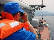 Украинский фрегат преследовал судно, подозреваемое НАТО в помощи террористам