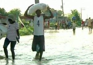 Премьер Гаити попросил о финансовой помощи для ликвидации последствий урагана Сэнди
