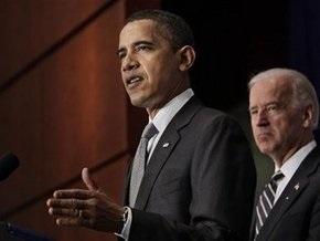 Обама и Байден отчитались о доходах