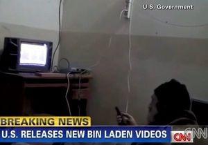 США обнародовали домашнее видео бин Ладена