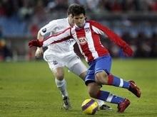 Примера: Обескровленный Атлетико проигрывает каталонцам