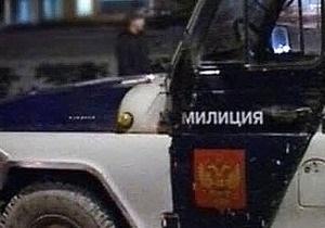 На западе Москвы BMW 7 сбила пешехода и скрылась