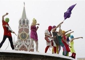 ВЦИОМ: Россияне считают акцию Pussy Riot хулиганством