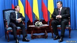 Медведев: Нельзя сводить отношения с Украиной к газу