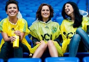 Корреспондент: Женская болезнь. Украинки активно пополняют ряды футбольных болельщиков