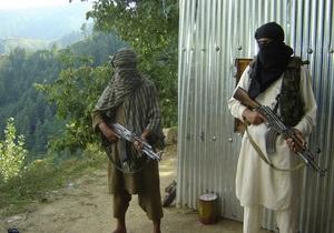 НАТО заподозрила Пакистан в помощи афганским талибам