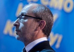 Кернес обвинил Авакова в эскалации ситуации вокруг выборов мэра Харькова
