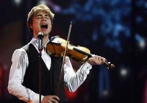 Победитель Евровидения Александр Рыбак стал жертвой Нобелевского конфликта