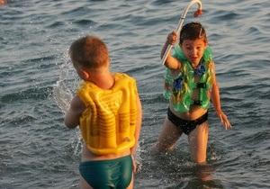 В Азовском море двое детей обнаружили 50-килограммовую бомбу времен войны
