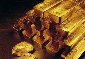 Мировые цены на золото продолжили снижение