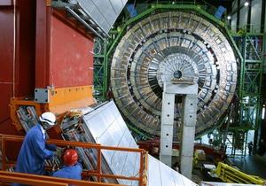 Адронный коллайдер установил рекорд светимости