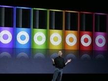 Apple презентовала новые плееры iPod