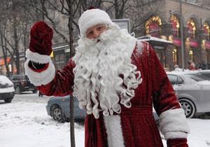 Синоптики обещают в новогоднюю ночь снег и мороз