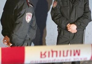 В центре Чернигова в урне обнаружили предмет, похожий на самодельную бомбу