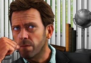 В сентябре выходит русская версия игры Доктор Хаус