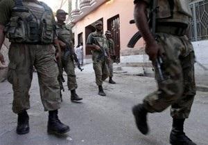 Террористы захватили здание пакистанской разведки