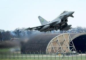 Число вылетов авиации НАТО в Ливии превысило три тысячи