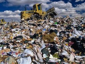 Корреспондент: Украина тонет в мусоре