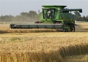 Украина собрала почти 39 миллионов тонн зерна