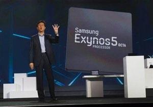 Samsung анонсировала восьмиядерный мобильный процессор