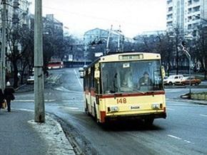 В Киеве возобновил работу троллейбусный маршрут №19