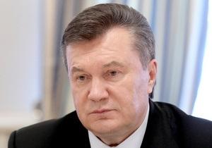 Янукович назначил своего постпреда в Крыму