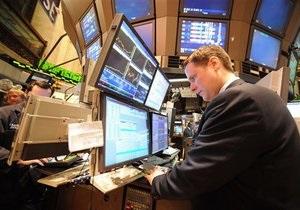 Украинские фондовые рынки закрылись в минусе