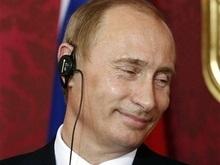 Путин поздравил Ющенко с  Днем рождения