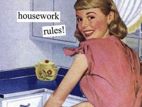 The Wall Street Journal: Домашняя работа улучшает сексуальную жизнь супругов