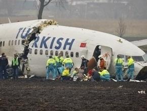Министр транспорта Турции: В авиакатастрофе в Амстердаме никто не погиб