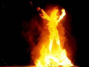 В Запорожье пятерых человек убили и сожгли для самоутверждения